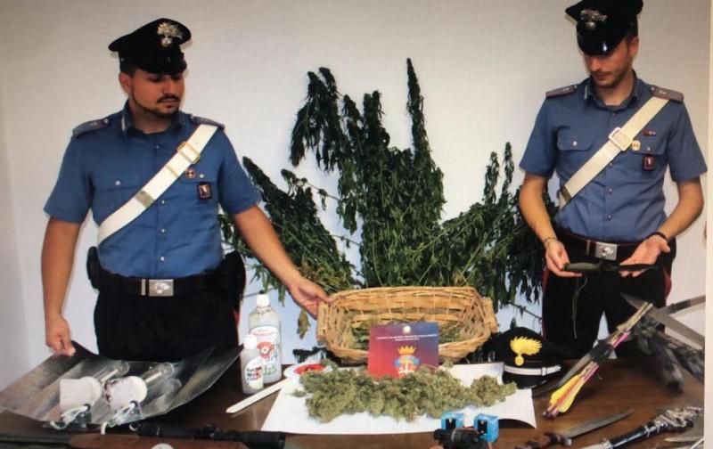 Moretta, arrestato un 54enne incensurato per spaccio di droga