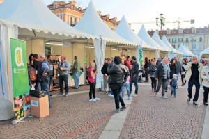 Confagricoltura alla Fiera nazionale del Marrone di Cuneo con le aziende associate