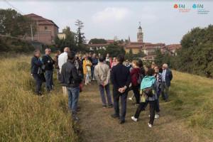 'Saluzzo dentro le mura': successo delle Giornate FAI d'Autunno 2019, centro storico invaso dai visitatori