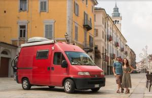 Le telecamere di Sky puntate su Cuneo con la produzione 'Voglio vivere in Italia'