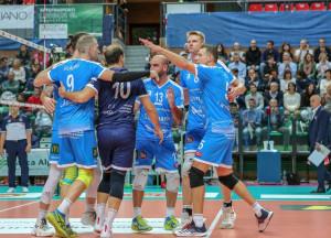 Pallavolo A3/M: black out fatale per la Bam San Bernardo Cuneo al debutto in campionato
