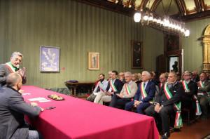 Alba: il sindaco Carlo Bo riunisce i colleghi del territorio per difendere insieme il Tartufo bianco d'Alba