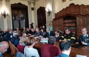 Protezione civile e gestione delle emergenze, un incontro in Prefettura a Cuneo