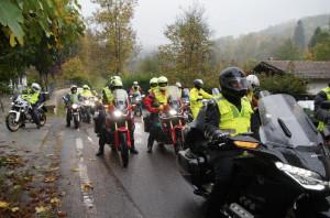 Cinquanta centauri al 'Motogiro' targato Bianco Moto