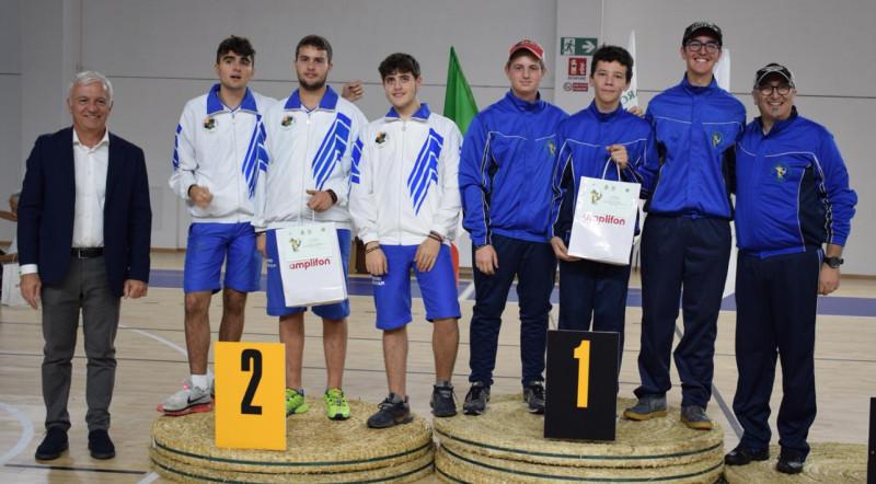 Tiro con l'arco, all'Indoor 'Città di Cherasco' la squadra di casa fa incetta di medaglie