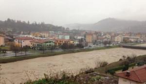 Maltempo: il Ghiandone supera i livelli di guardia, ma le precipitazioni sono in via di attenuazione