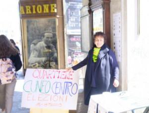 Josetta Saffirio è la nuova presidente del comitato Cuneo Centro