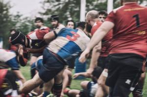 Rugby, serie C: prima battuta d'arresto per il Cuneo Pedona Rugby