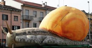 Borgo San Dalmazzo, con la Fiera Fredda un concorso fotografico dedicato alla chiocciola