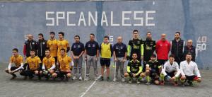 Pallapugno: l'Araldica Castagnole Lanze è campione d'Italia