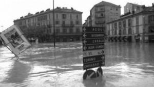'In Piemonte il rischio da alluvione riguarda un milione di persone'