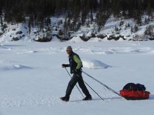 A Demonte un incontro con il mito dell'ultramaratona invernale più lunga del mondo (1765 km)