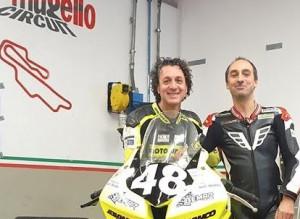 Motociclismo, Francesco Curinga e Stefano Bonetti si impongono al Mugello nella classe 600 cc