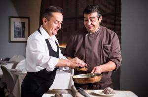 'A cena con il cuoco' fa tappa al 'Portichetto' di Caraglio