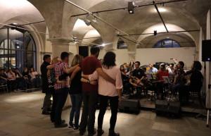 EXPA saluta con una proiezione e una grande festa al Filatoio di Caraglio