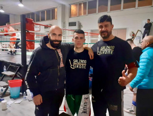 Boxe: Andrea Piras qualificato per le semifinali del Campionato Elite