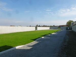 Cuneo, investiti 554 mila euro per l'ampliamento del cimitero di Madonna delle Grazie