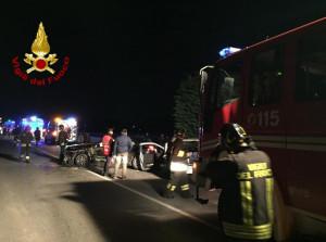 Grave incidente sulla Bovesana: morto un uomo di 48 anni