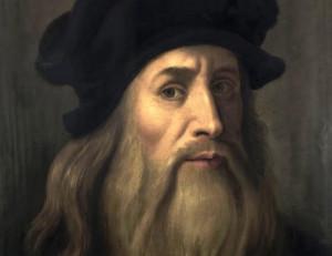 Sbarca ad Alba un autoritratto attribuito a Leonardo da Vinci