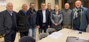 Il sindaco di Busca Marco Gallo riconfermato presidente del consorzio Bim Valle Varaita