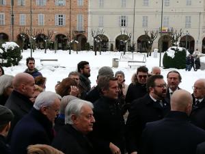 A Vicoforte la messa dei monarchici per Vittorio Emanuele III