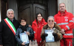 La Croce Rossa di Niella Tanaro ha festeggiato i suoi primi 40 anni
