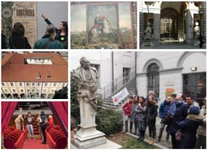 Le pitture che raccontano la storia di Cuneo saranno visitabili grazie al FAI