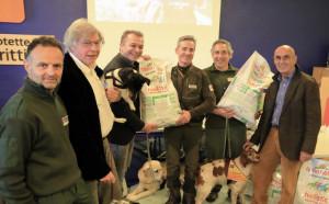 Avviato il progetto 'LIFE Wolfalps EU' 2019-2024