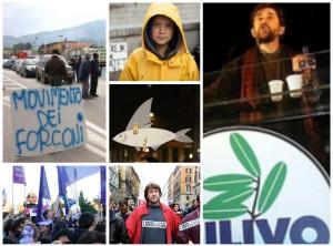 Quali sono le affinità delle 'Sardine' con le proteste di piazza degli ultimi due decenni?