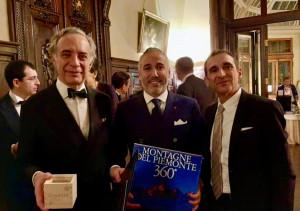 Le eccellenze piemontesi e l'asta mondiale del Tartufo Bianco d'Alba protagoniste a Mosca