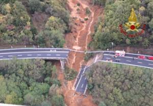 'Il crollo del viadotto autostradale sulla Torino-Savona poteva essere un'altra tragedia'