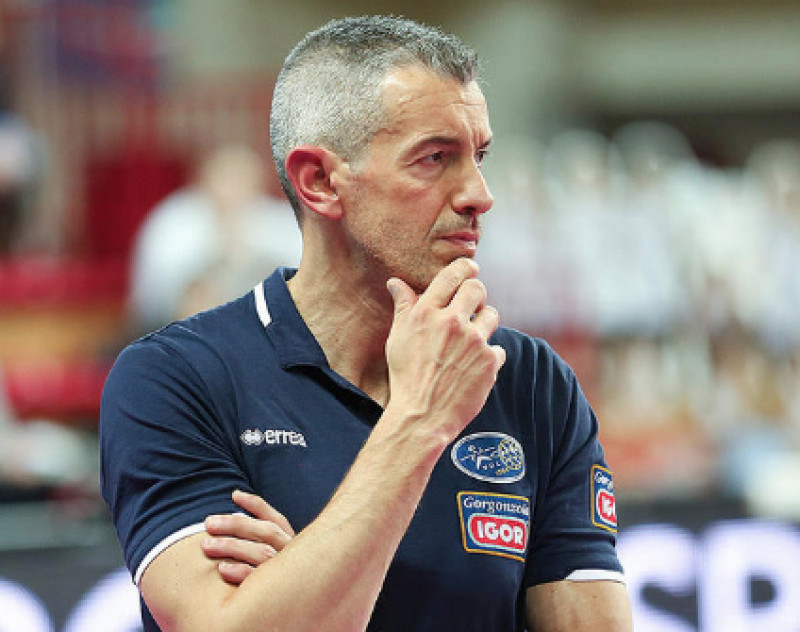 Pallavolo A2/M: Marco Fenoglio non è più l'allenatore della Synergy Mondovì  - Cuneodice.it