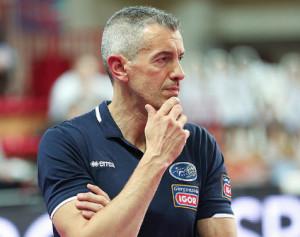 Pallavolo A2/M: Marco Fenoglio non è più l'allenatore della Synergy Mondovì