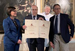 La Valgrana raddoppia al concorso 'Crudi in Italia': vittoria del Piemontino 24 mesi e del Bra duro Dop