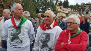 Si è spento l'ex partigiano Tonino Simonti, 'Fedor', ultimo componente della 'Banda Felice Cascione'