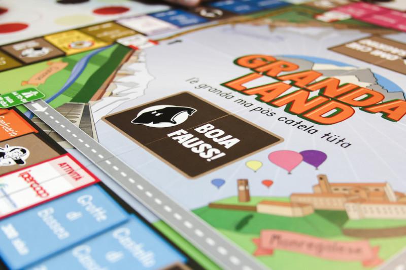 Vanno a gonfie vele le vendite di 'Granda Land', il gioco in scatola della provincia di Cuneo