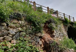Ricostruzione dei muri di sostegno sulla provinciale Rossana-Busca, approvato il progetto
