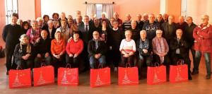 Alba, il ringraziamento dell'amministrazione ai Nonni Civici Volontari