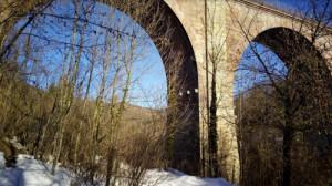 'Il ponte dell'Olla risente di degrado naturale, ma finora nessun problema strutturale'