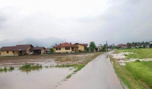 Maltempo, cinque strade provinciali ancora chiuse per frane e rischio valanghe