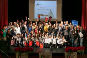Cuneo, al Teatro Toselli la consegna delle Benemerenze del CONI