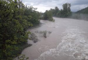 Quello appena trascorso nel bacino del Po è stato il secondo novembre più piovoso degli ultimi 60 anni