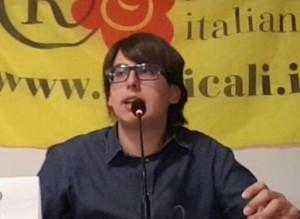 Filippo Blengino si dimette dal ruolo di referente cuneese dei Radicali