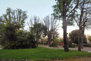 Un chiosco nei Giardini Fresia? Il residenti: 'Non siamo contrari, ma temiamo che le cose possano degenerare'