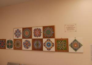I mandala colorano la nuova Dialisi dell'ospedale di Savigliano
