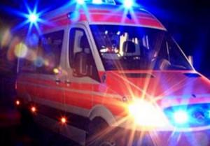 Frontale in via Torino a Fossano, c'è un ferito grave