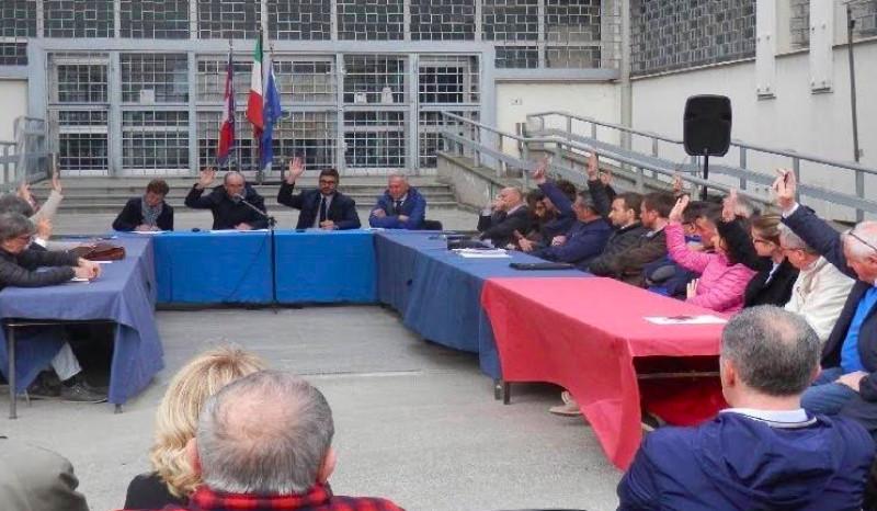 Saluzzo, per sbloccare la situazione dell'ex palazzo di Giustizia il Comune confida nell'intervento del sottosegretario Giorgis