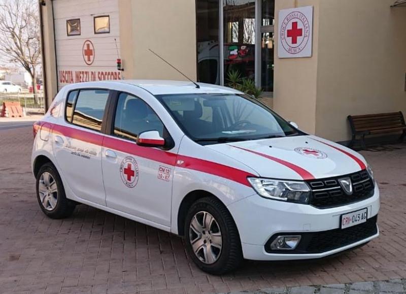 La Croce Rossa di Busca ha un nuovo mezzo, domenica la benedizione