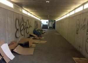 'Nella città di Cuneo è già stato applicato il Daspo urbano?'