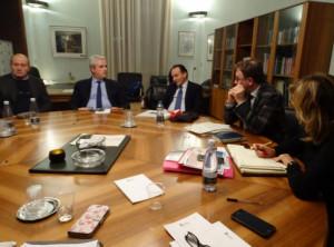 Borgna e Cirio pensano già al passaggio del Giro 2020 sul Colle dell'Agnello: lo sgombero neve potrebbe essere un problema